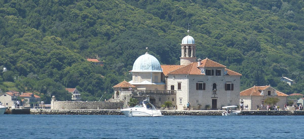 Kotor stad in Montenegro